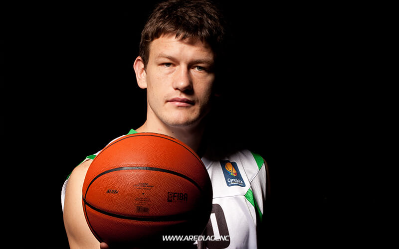 Суад Шехович. Фотосессия БК Будивельник 2011-2012 | Suad Sehovic. BC Budivelnyk photo shoot 2011-2012