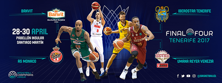 Basketball Champions League Final Four