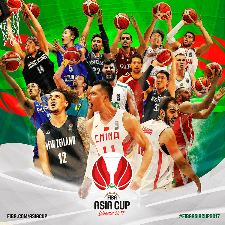 FIBA Asia Cup | 50 days to go