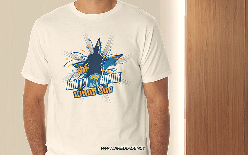Чашка Матч звезд УБЛ | T-shirt All-Star Game UBL