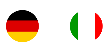 Germany - Italy