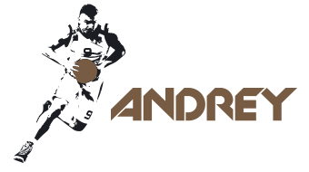 Website professional basketball player Andrey Malysh